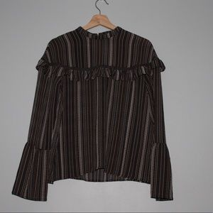 NWT Ethereal by Paper Crane Women's S Shirt